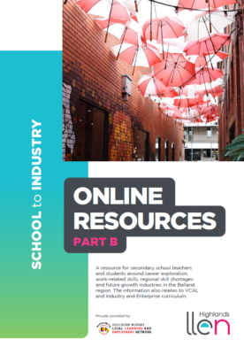 Resource Part B Cover