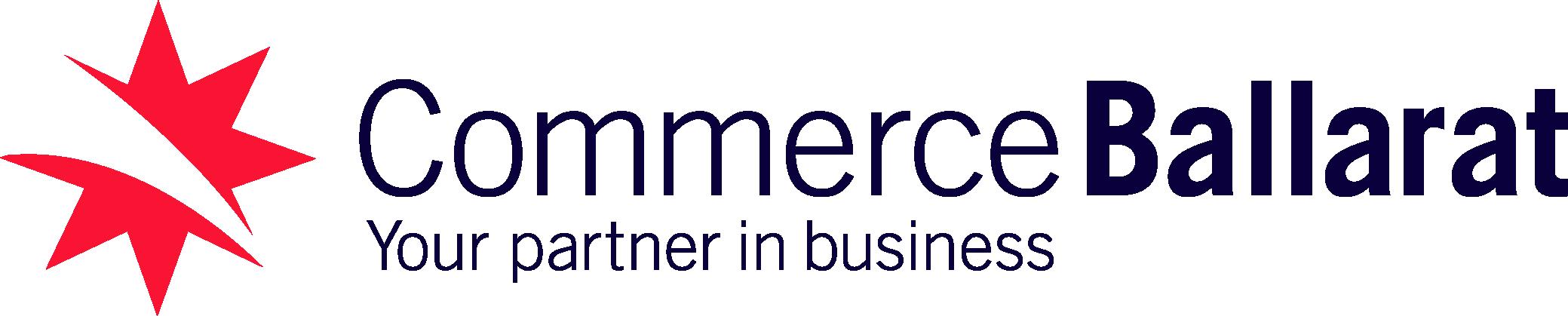 Commerce Ballarat Logo