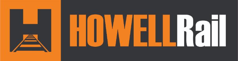 Howell Rail Logo