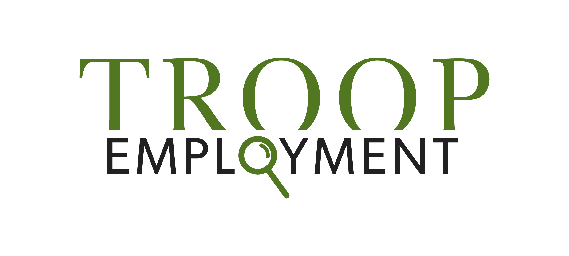 Troop Employment Logo